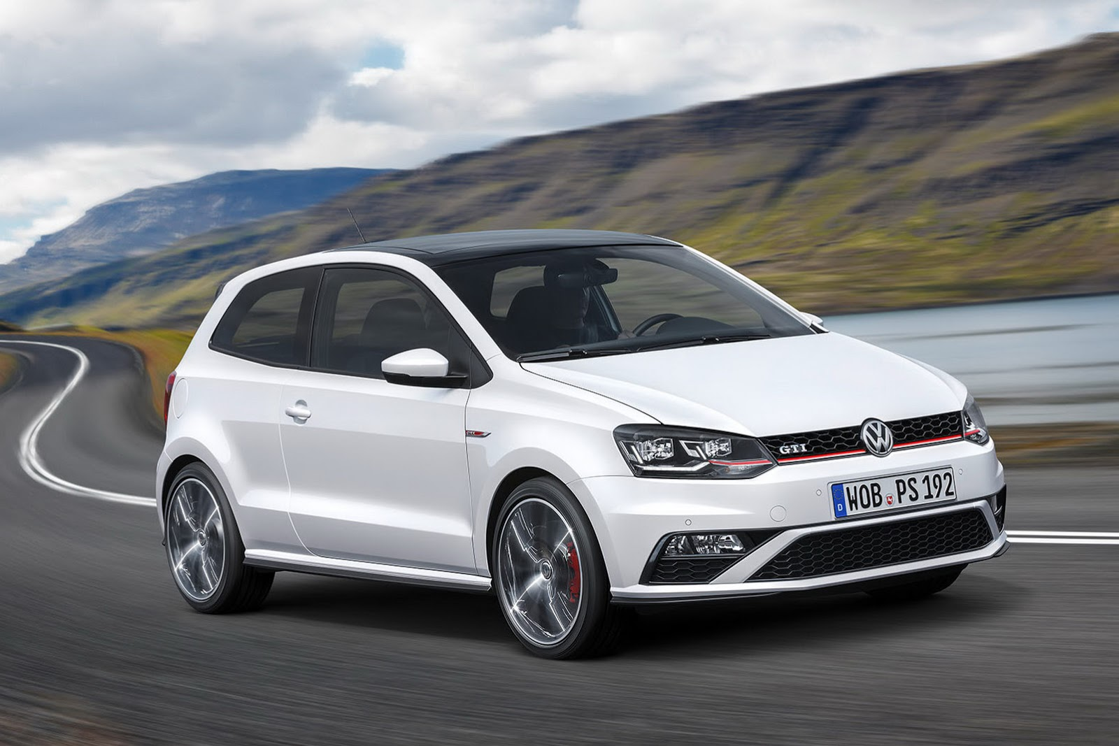2015 volkswagen polo gti revealed with 1 8 tsi engine autoevolution. Black Bedroom Furniture Sets. Home Design Ideas
