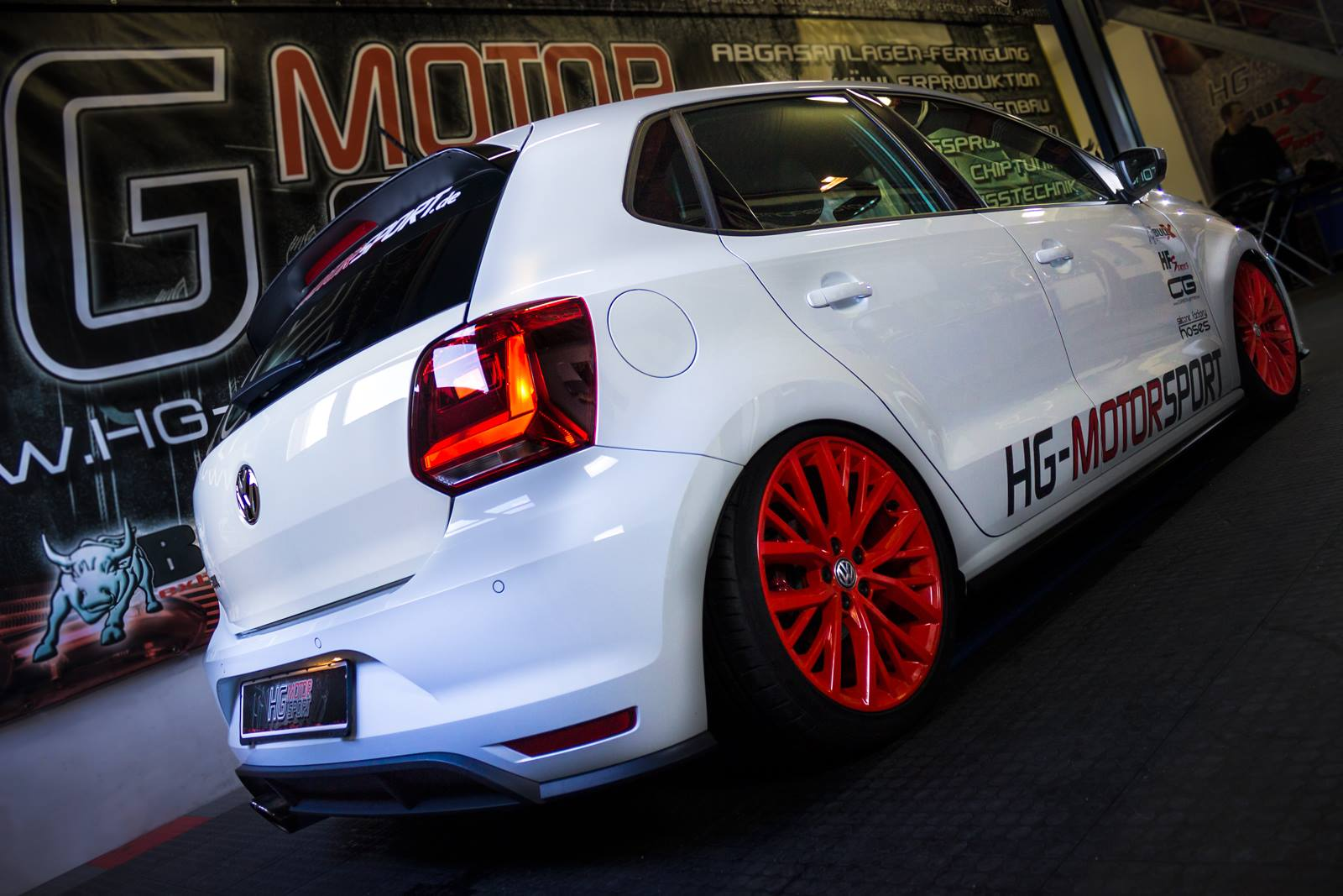 2015 Volkswagen Polo GTI Tuned to 260 HP by HG-Motorsport ...