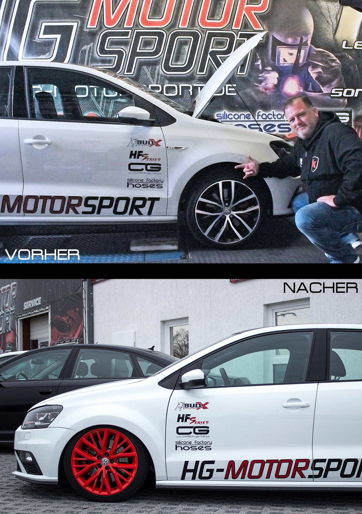 2015 Volkswagen Polo Gti Tuned To 260 Hp By Hg Motorsport