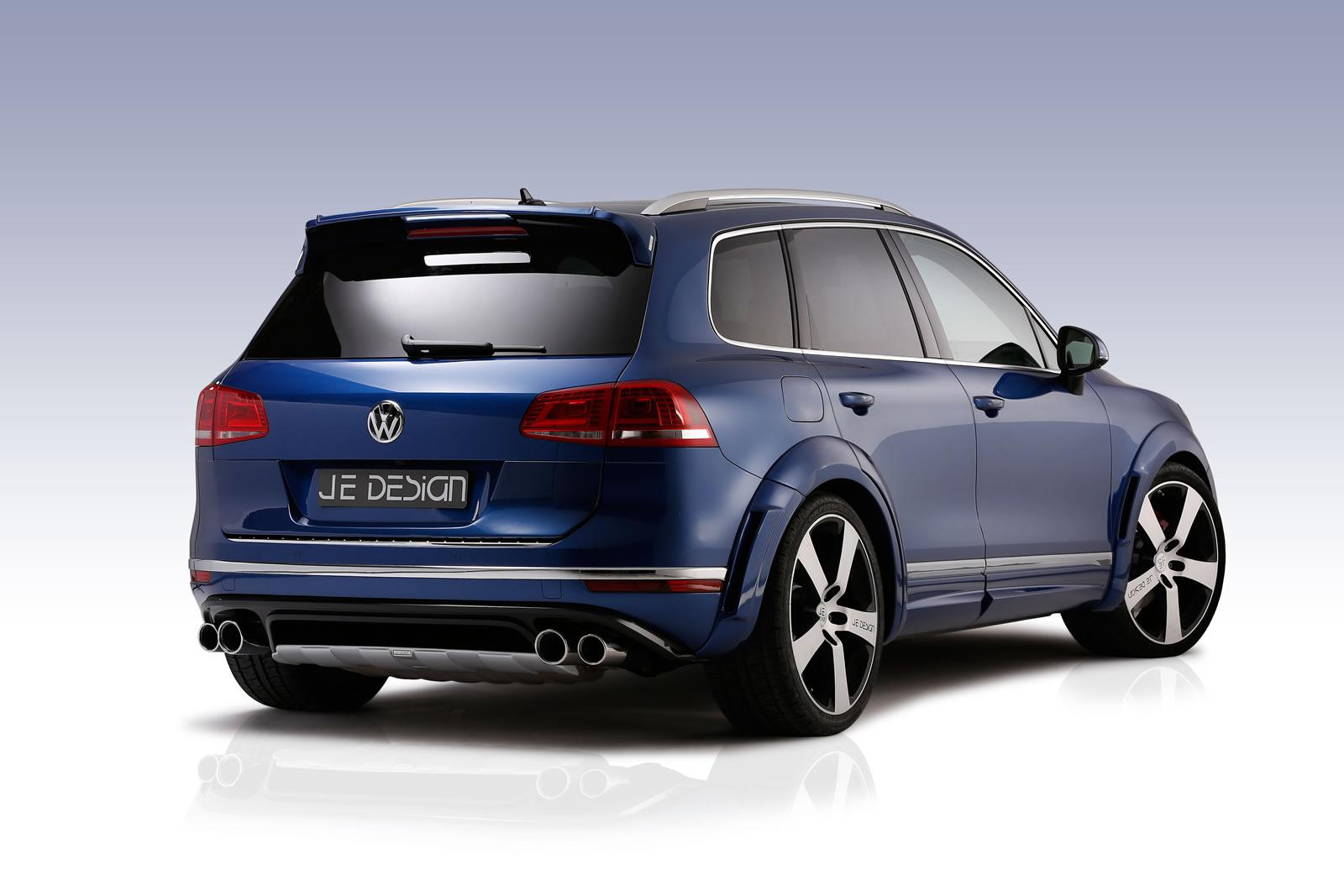 2015 Vw Touareg Hybrid V8 Tdi And Cayenne S Diesel Being
