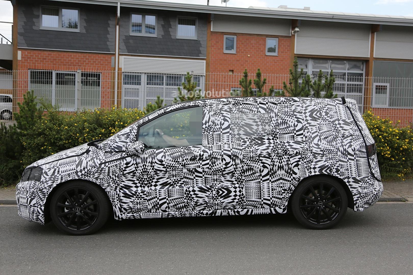 2015 - [Volkswagen] Touran - Page 3 2015-volkswagen-touran-spied-with-led-headlights_12