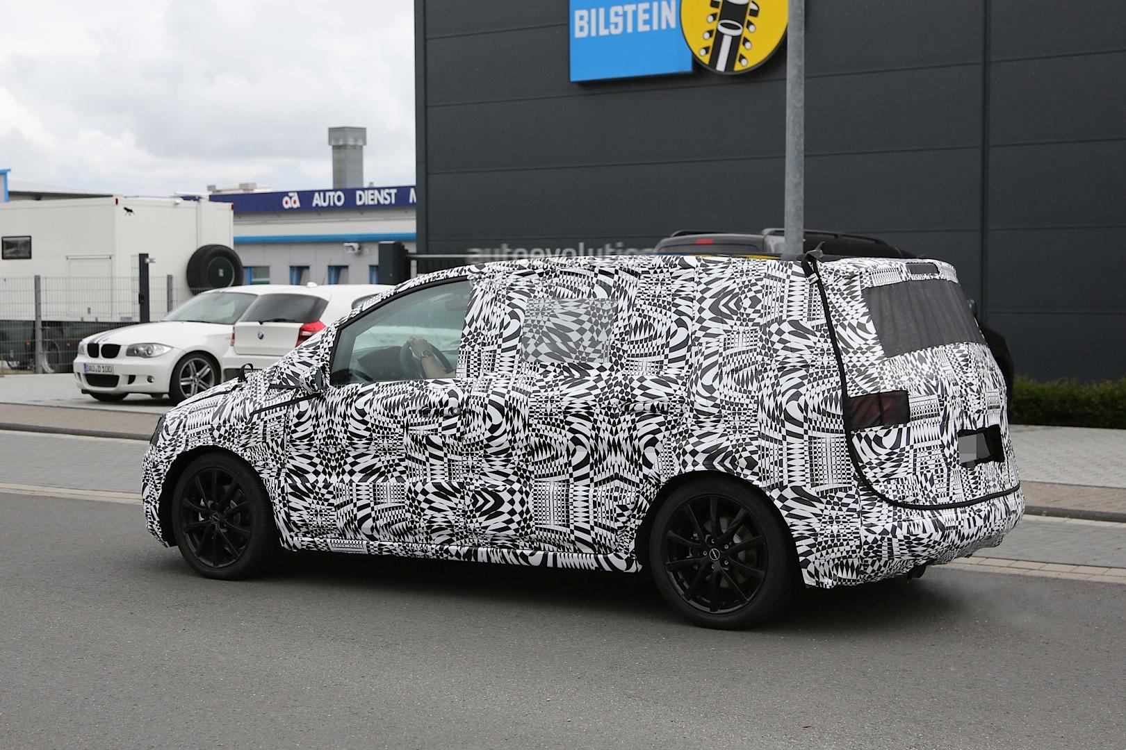 2015 - [Volkswagen] Touran - Page 3 2015-volkswagen-touran-spied-with-led-headlights_5