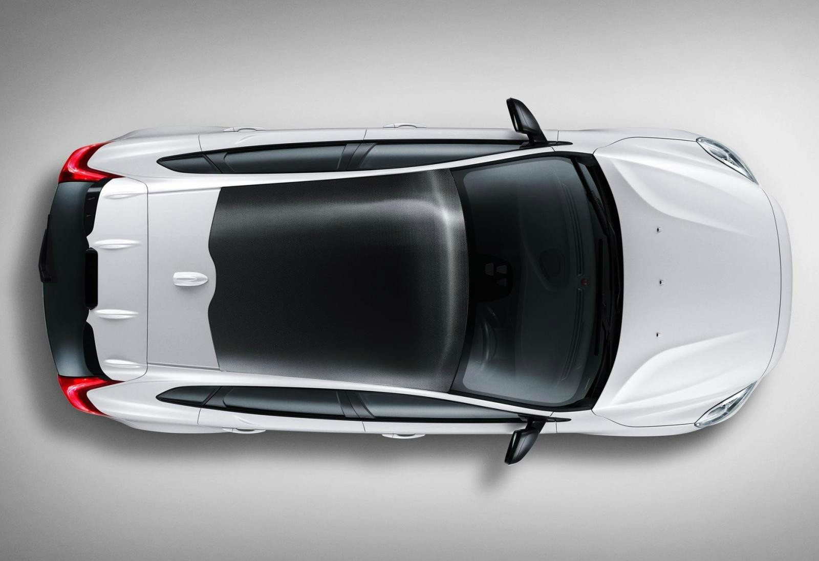 2015 Volvo V40 Now Available With A Carbon Fiber Roof And