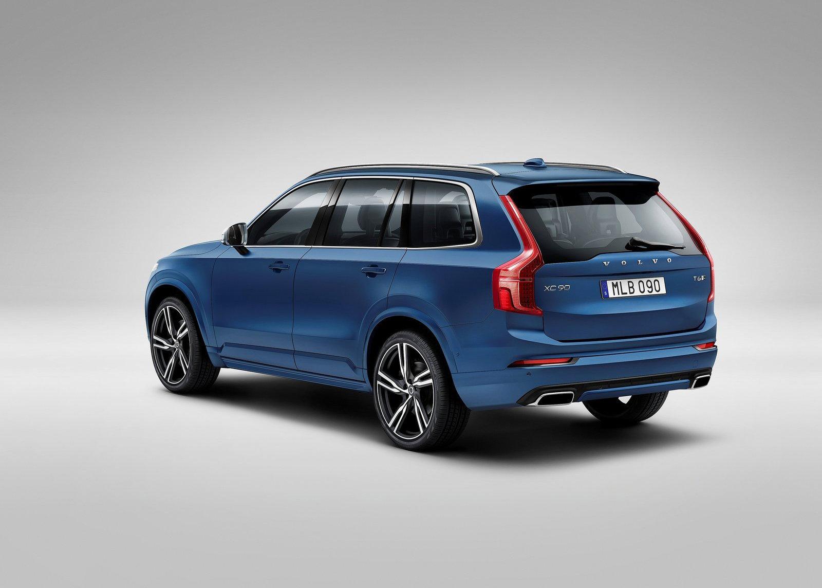 Volvo xc90 2015 price