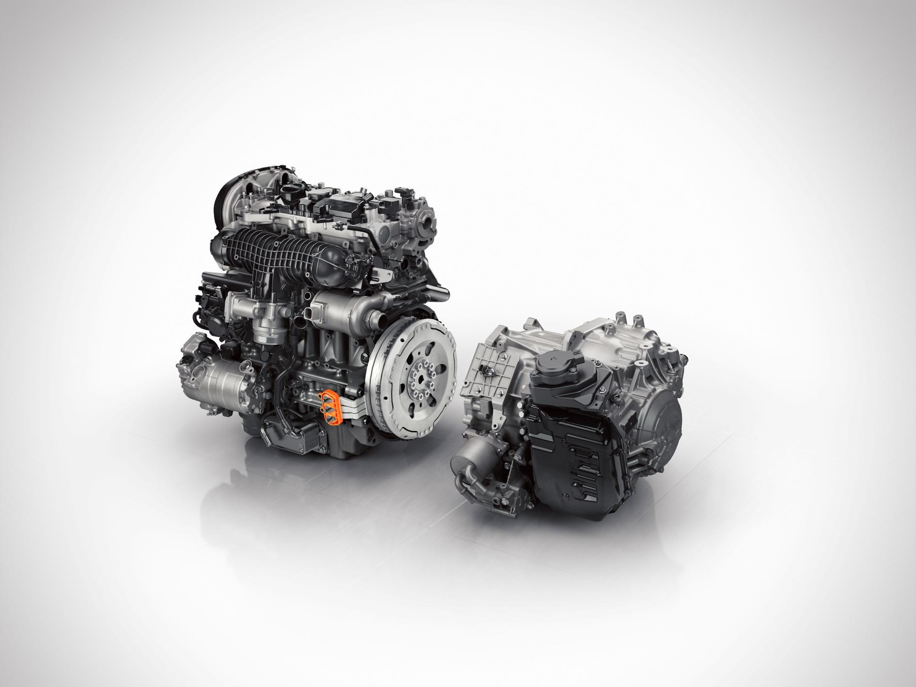 New Volvo Xc90 >> 2015 Volvo XC90 T8 Twin Engine Plug-In Hybrid Variant ...