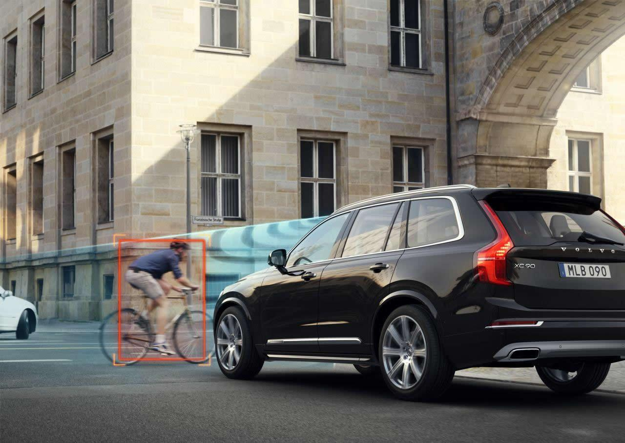 2015 volvo xc90 unveiled autoevolution. Black Bedroom Furniture Sets. Home Design Ideas