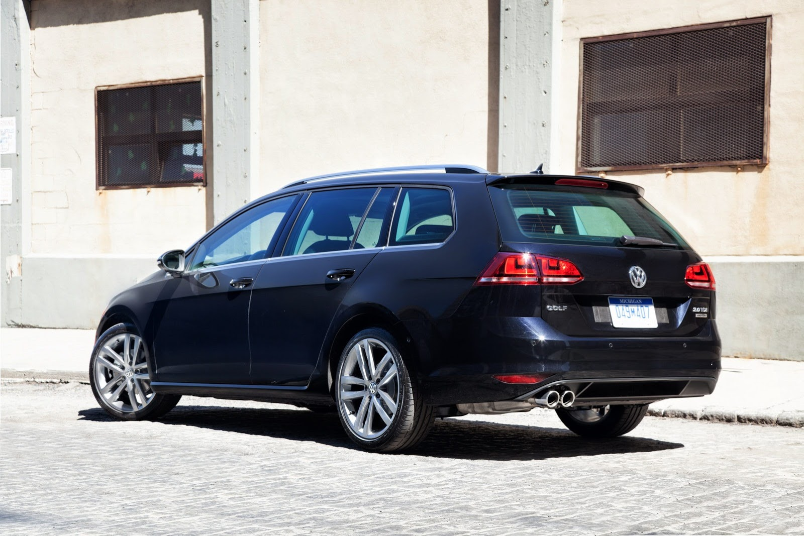 2015 Vw Golf Wagon Prices Start From 21 395 Autoevolution