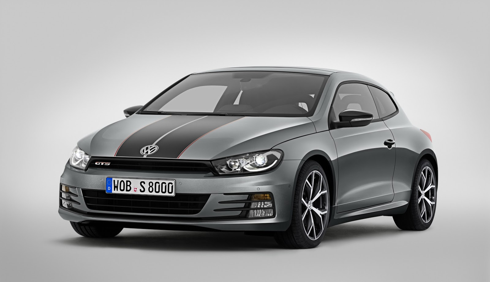 2015 VW Scirocco GTS Is a 220 HP Golf GTI Alternative ...