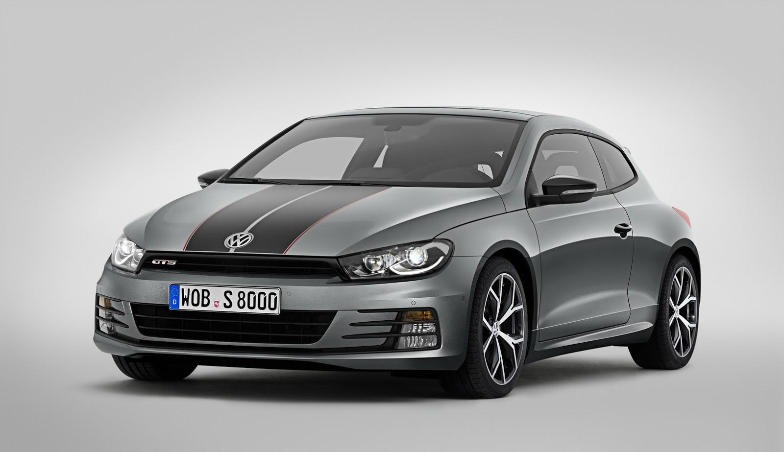 2015 VW Scirocco GTS Is a 220 HP Golf GTI Alternative - autoevolution