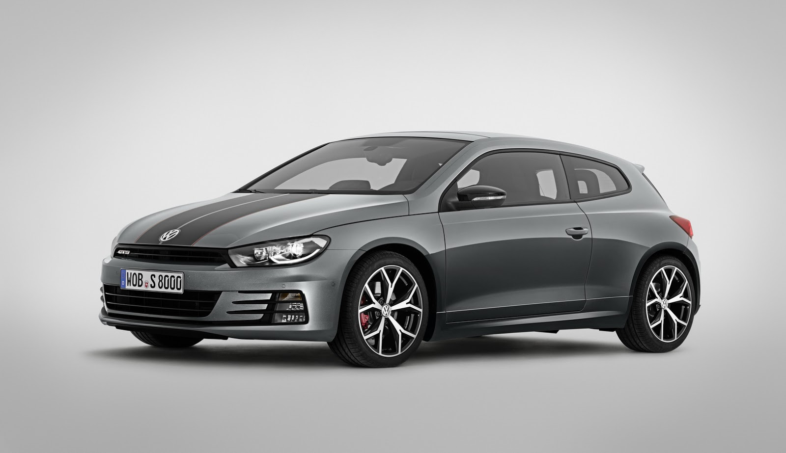 2015 vw scirocco gts is a 220 hp golf gti alternative autoevolution. Black Bedroom Furniture Sets. Home Design Ideas