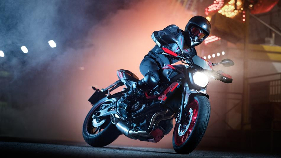 Volkswagen Group Latest Models >> 2015 Yamaha MT-07 Moto Cage Ready for Stunts, Cool Price ...