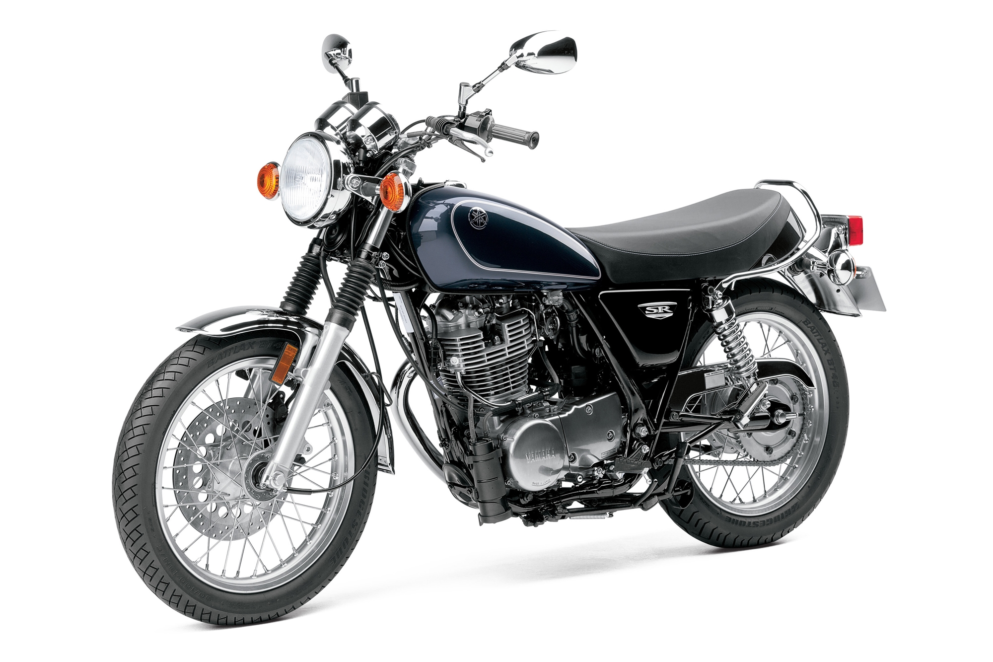 2015 Yamaha Sr400 Makes It To The Us In May Autoevolution