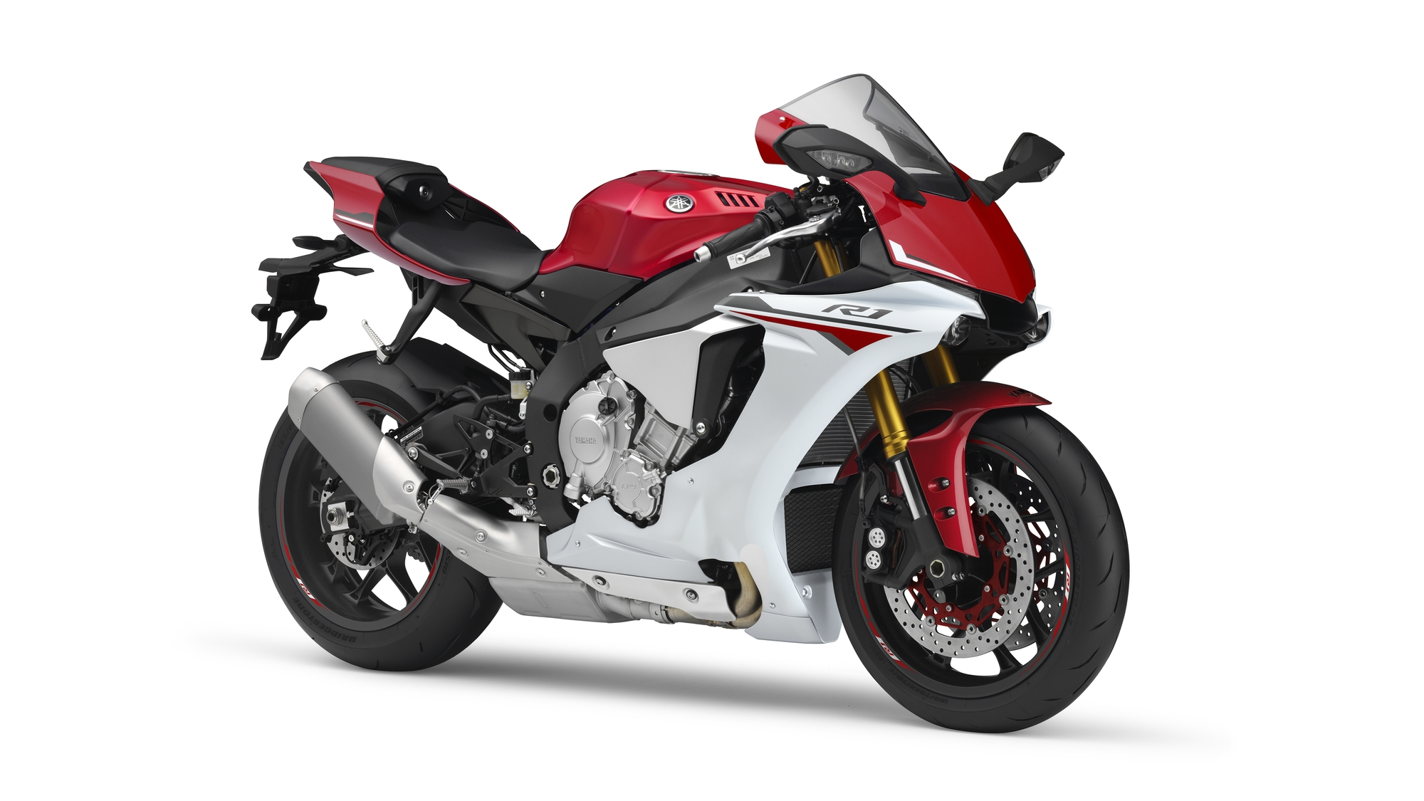 2015 yamaha yzf r1 studio and action shots show more superbike goodness autoevolution. Black Bedroom Furniture Sets. Home Design Ideas