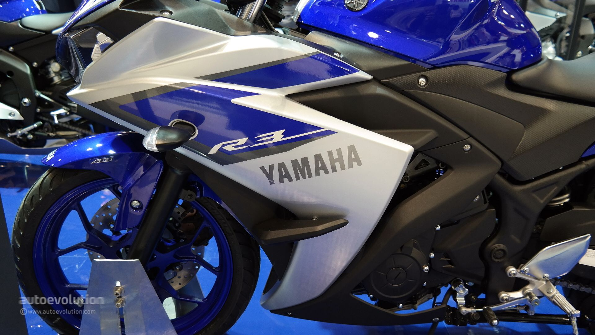 2015 Yamaha Yzf R3 Uses Better Materials Than Expected At