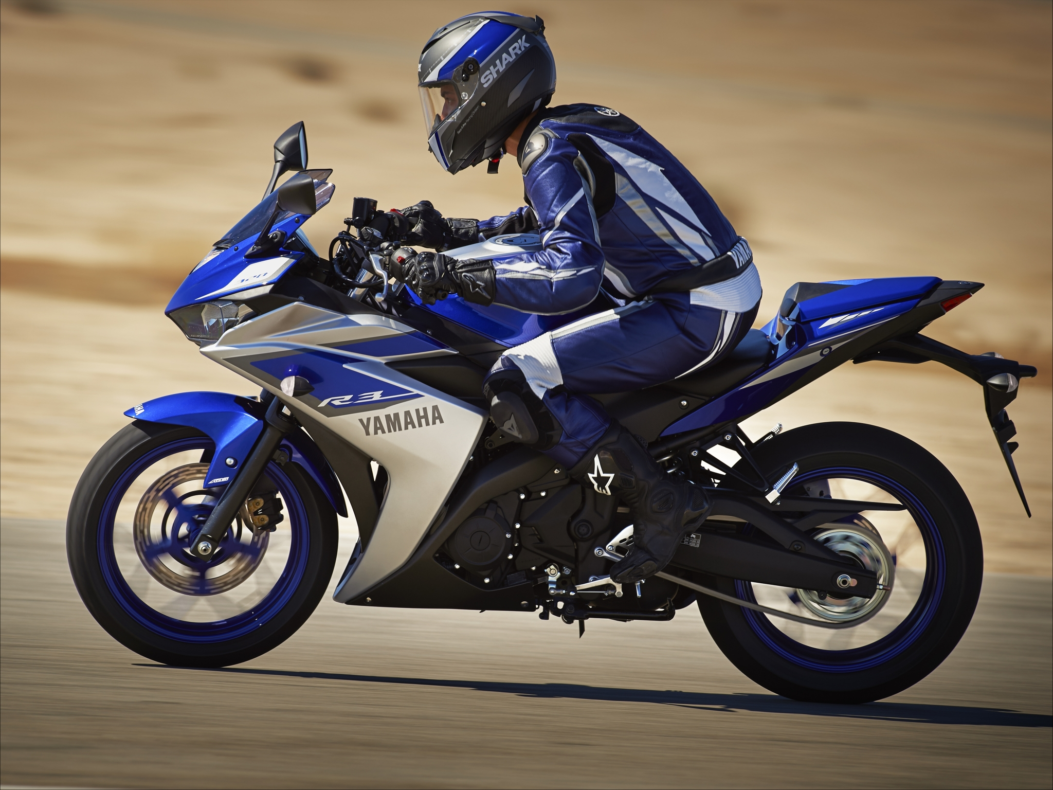 2015 Yamaha YZF-R3 First Official Pictures Show a Future Winner ...