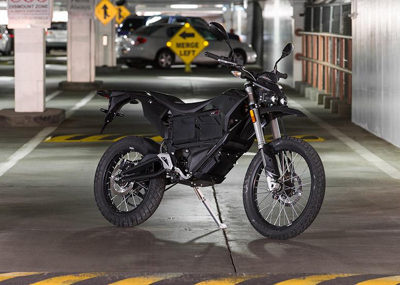 2015 Zero SR, an 102 MPH Electric Bike - autoevolution