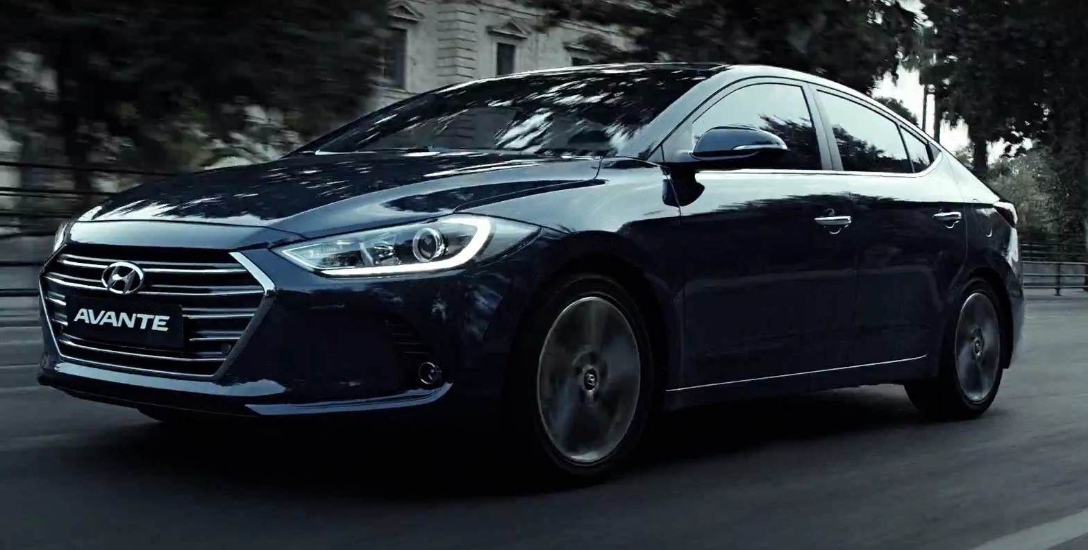 2016 2017 Hyundai Elantra Sedan Revealed In Korea With 1