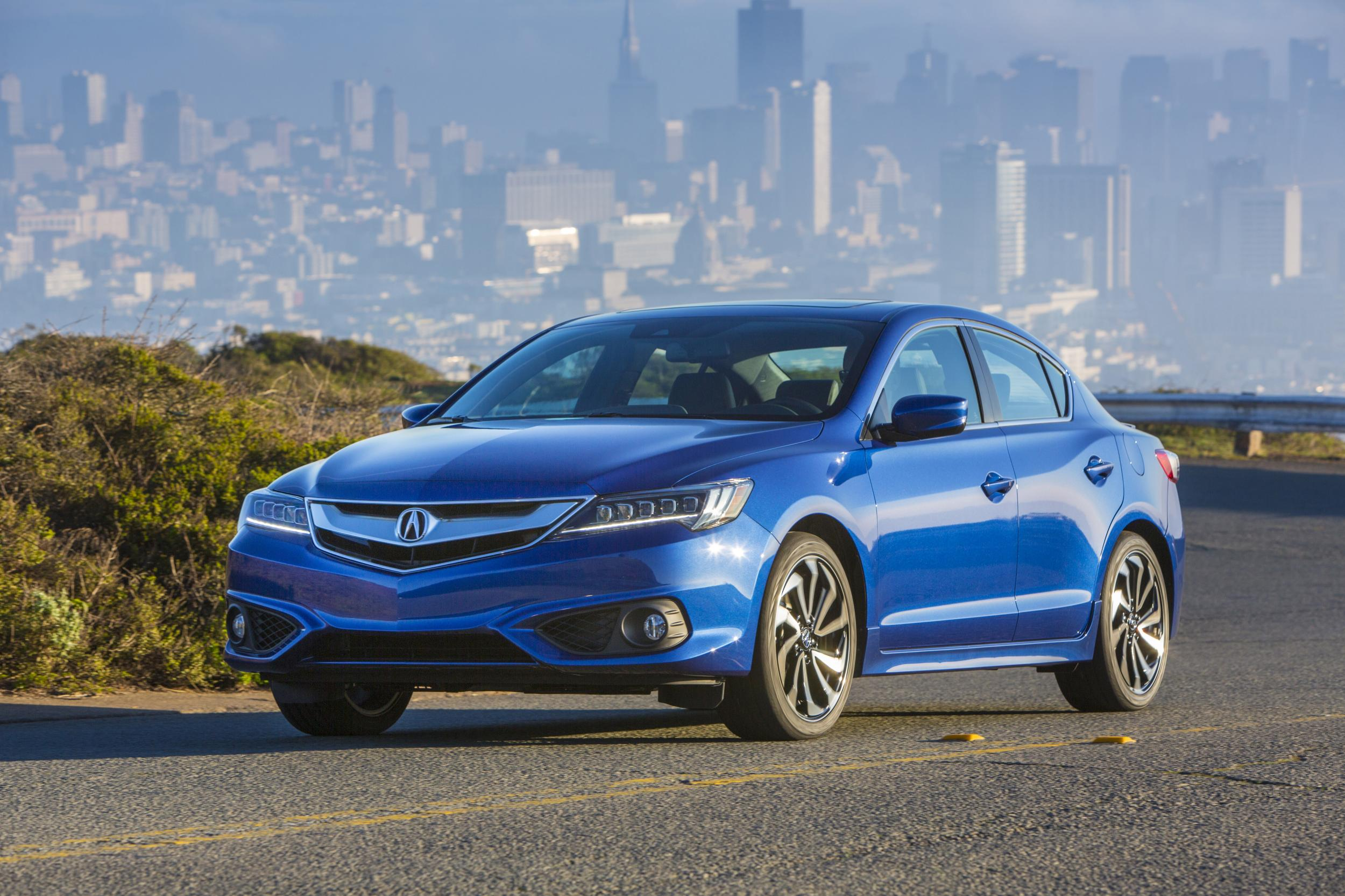 2016 Acura ILX Pricing and Fuel Economy Ratings Divulged ...