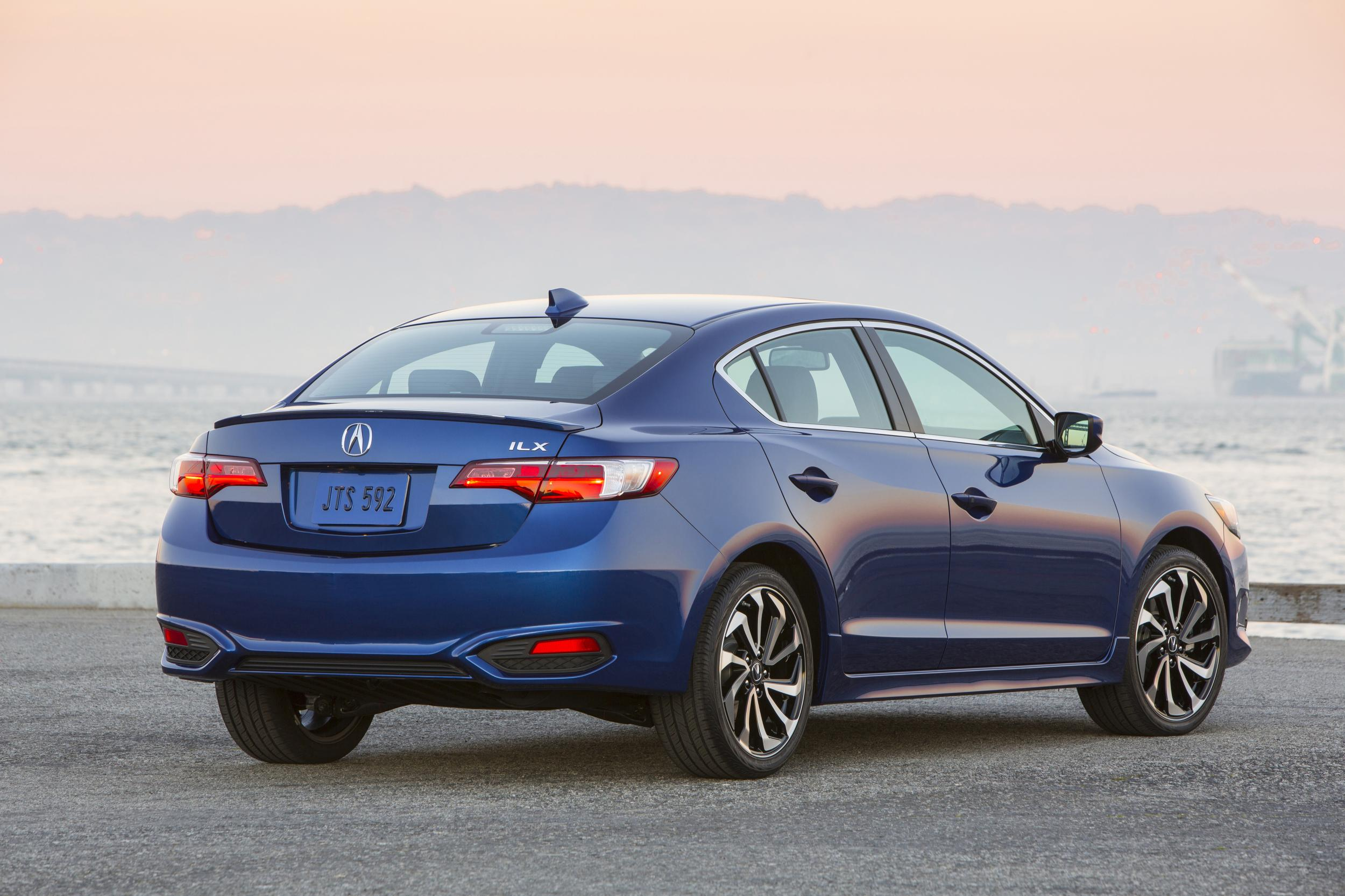 2016 acura ilx pricing and fuel economy ratings divulged autoevolution. Black Bedroom Furniture Sets. Home Design Ideas