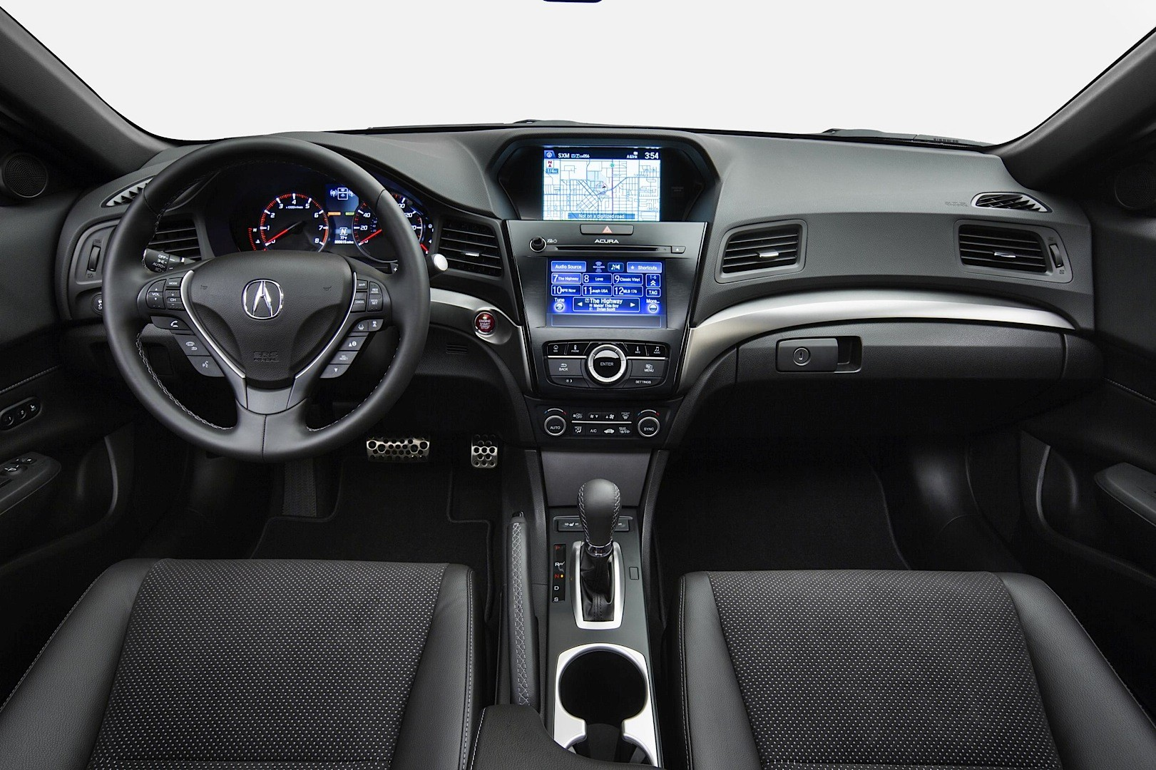 2016 Acura ILX Revealed With Standard 2.4L and 8-Speed ...