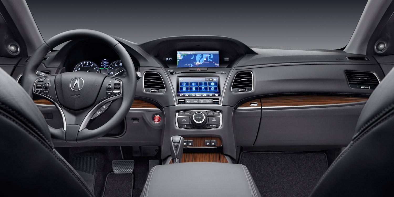 2016 Acura Rlx Sport Hybrid Sedan