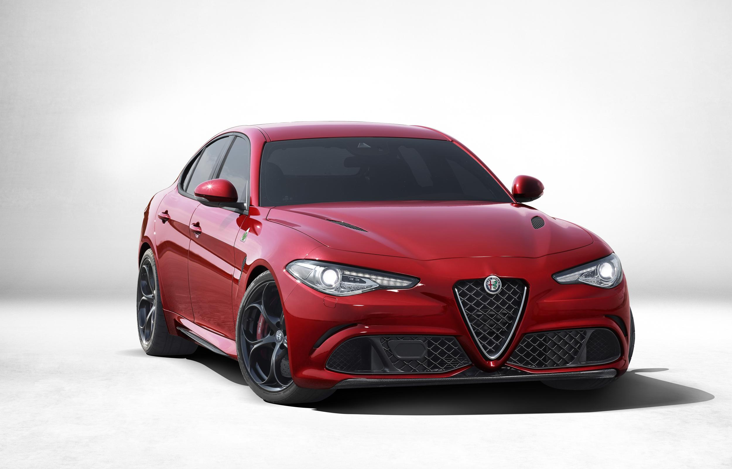 2016 alfa romeo giulia tipo 952 quadrifoglio verde is the rebirth of alfa romeo autoevolution