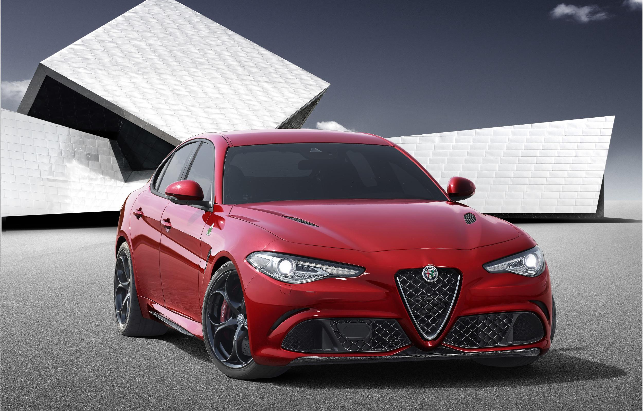 2016 alfa romeo giulia  tipo 952  quadrifoglio verde is the rebirth of alfa romeo