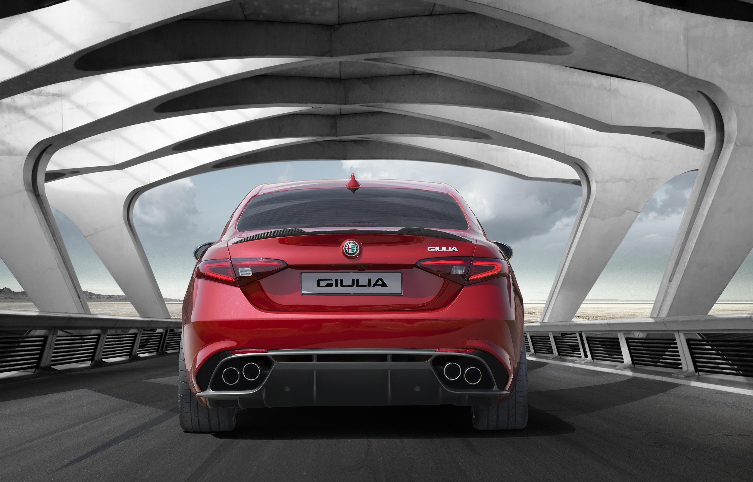 2016 Alfa Romeo Giulia Tipo 952 Quadrifoglio Verde Is The Rebirth Of Alfa Romeo Autoevolution