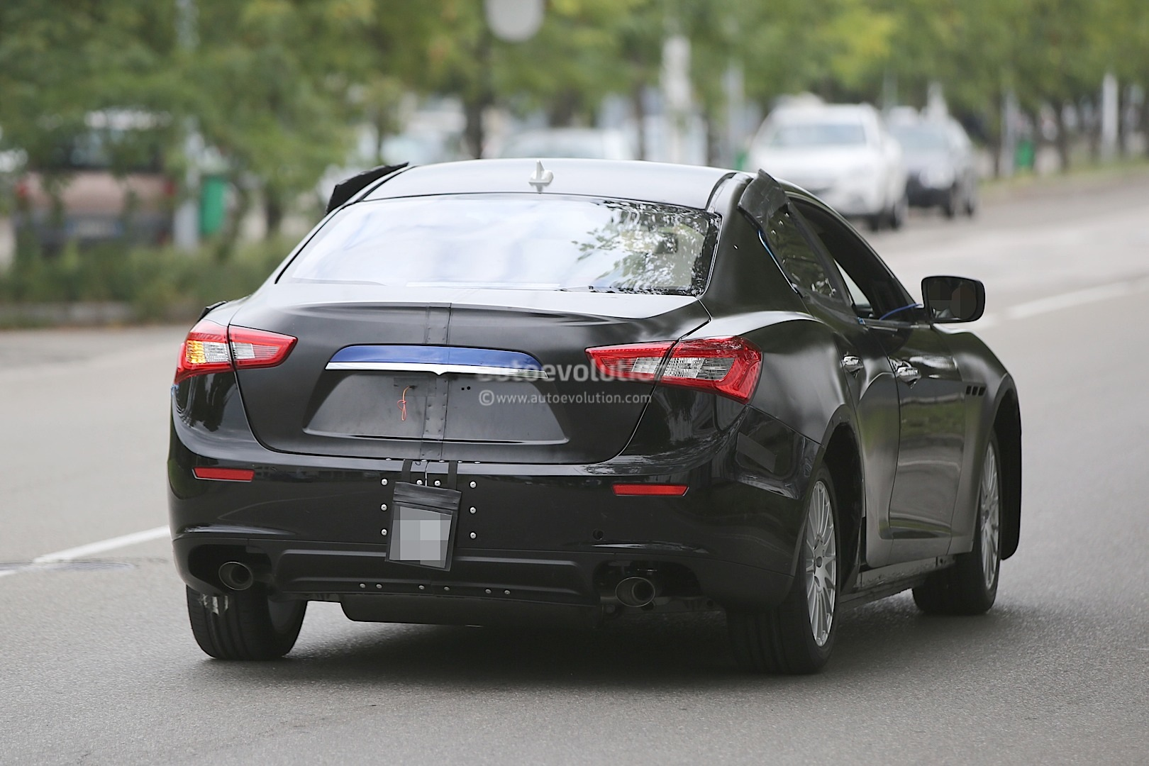 2016 Alfa Romeo Giulia Tipo 952 Spied With Led Lights And 4c Engine Diagram Prototype
