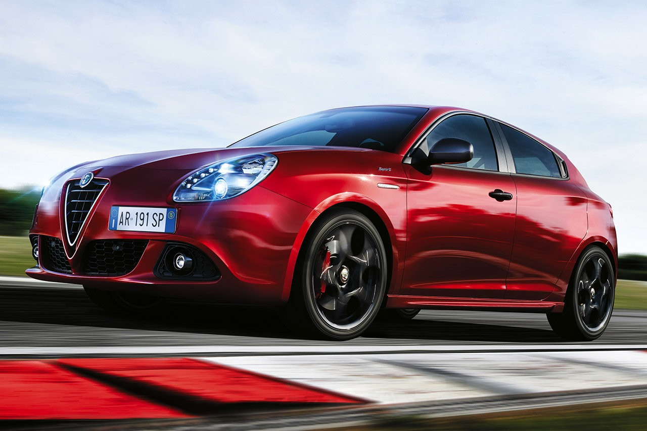 2016 alfa romeo giulietta facelift to debut at geneva 2016. Black Bedroom Furniture Sets. Home Design Ideas