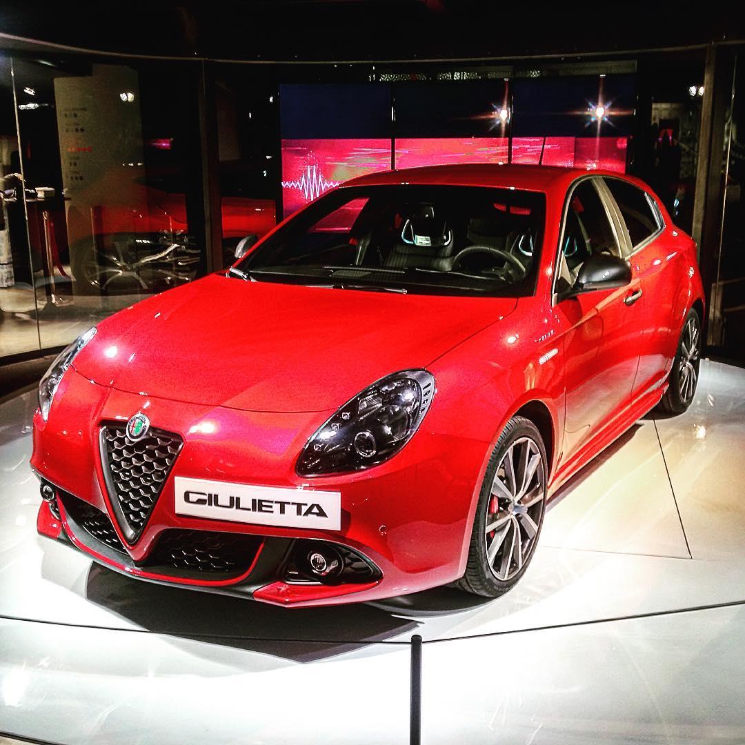 2016 Alfa Romeo Giulietta Facelift Unveiled, It's Similar