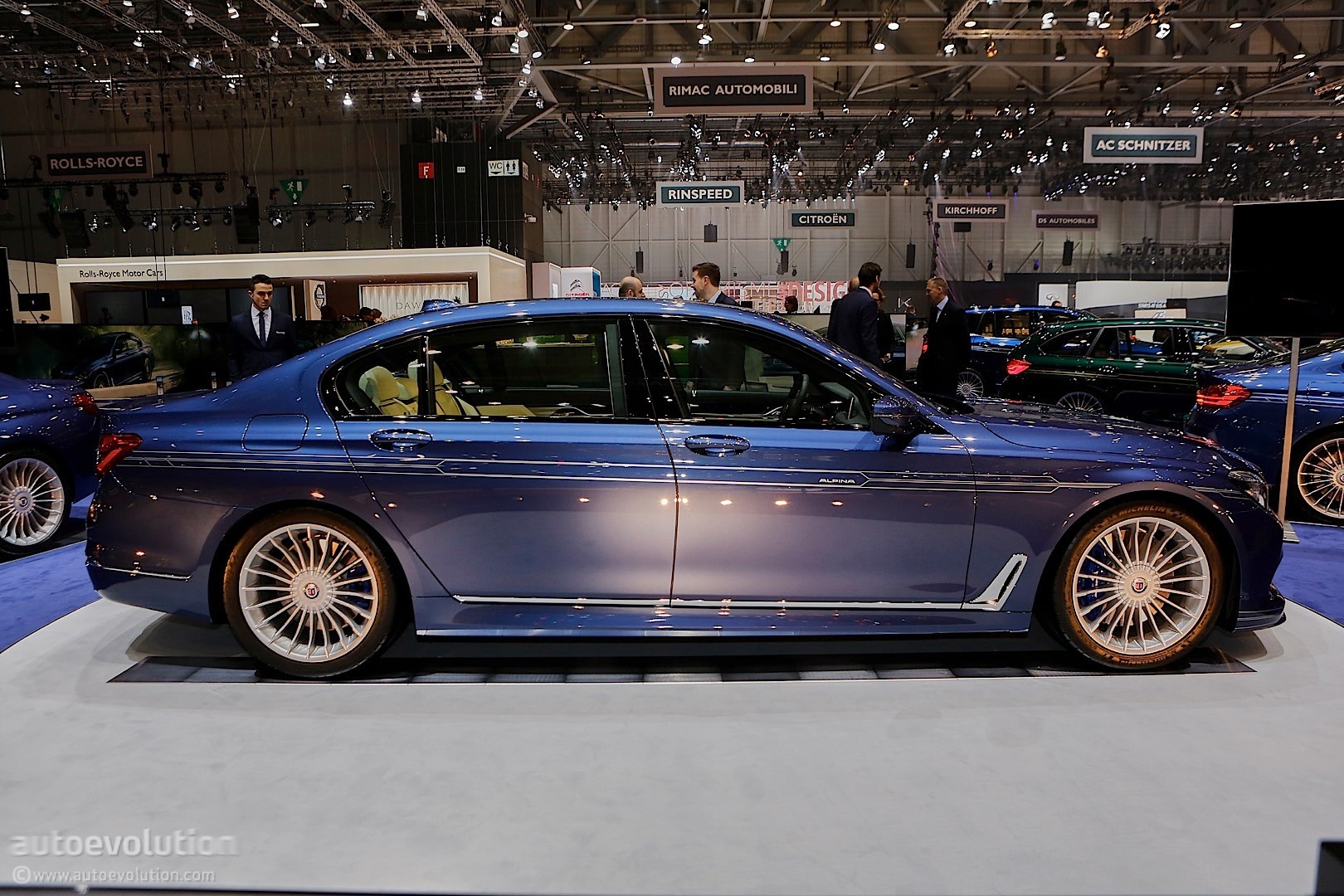 2016 Alpina B7 BiTurbo to Make UK Debut at 2016 Goodwood Festival