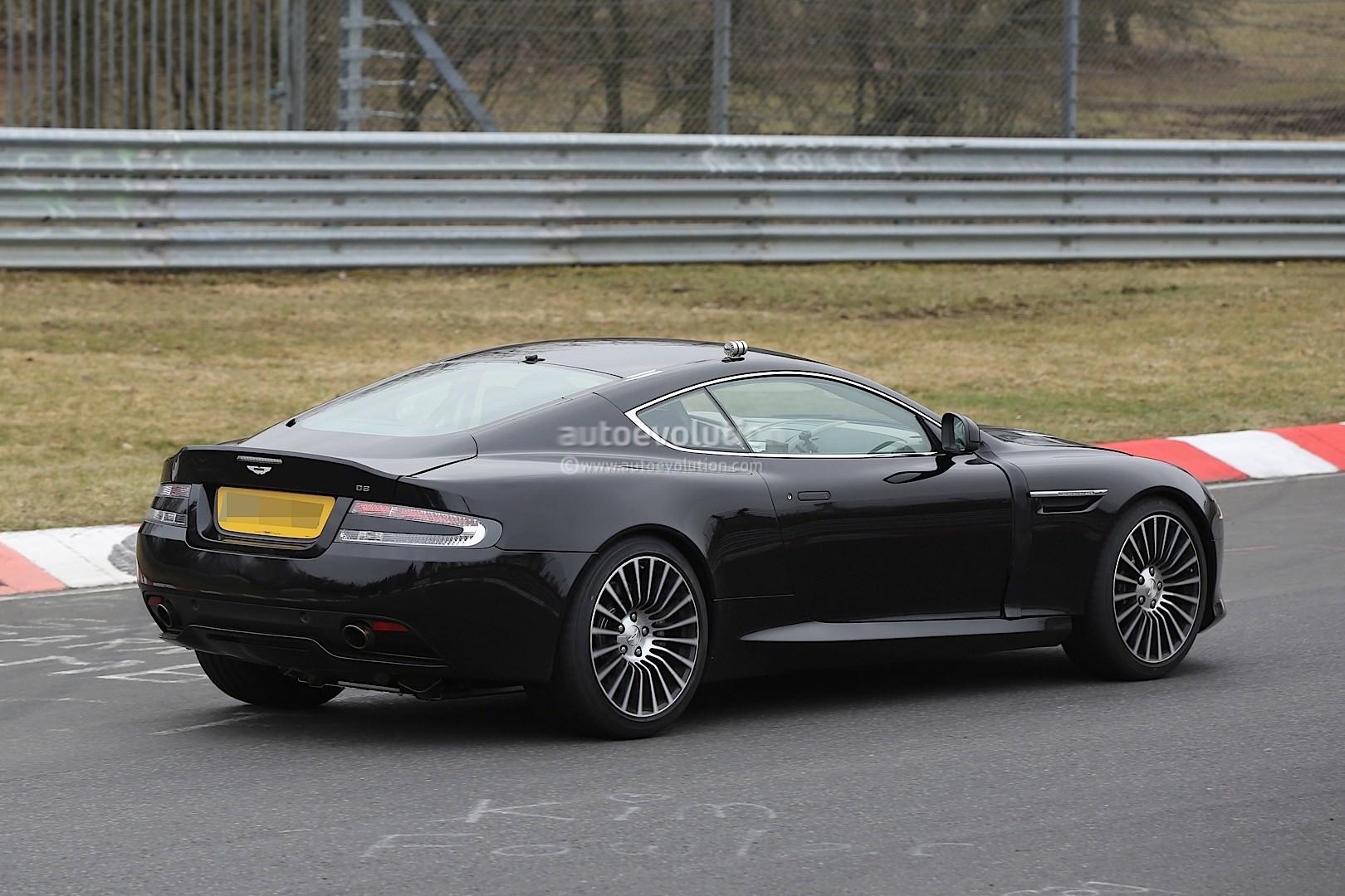 NextGen Aston Martin Models Could Use AMG Turbocharged Engines - Aston martin models