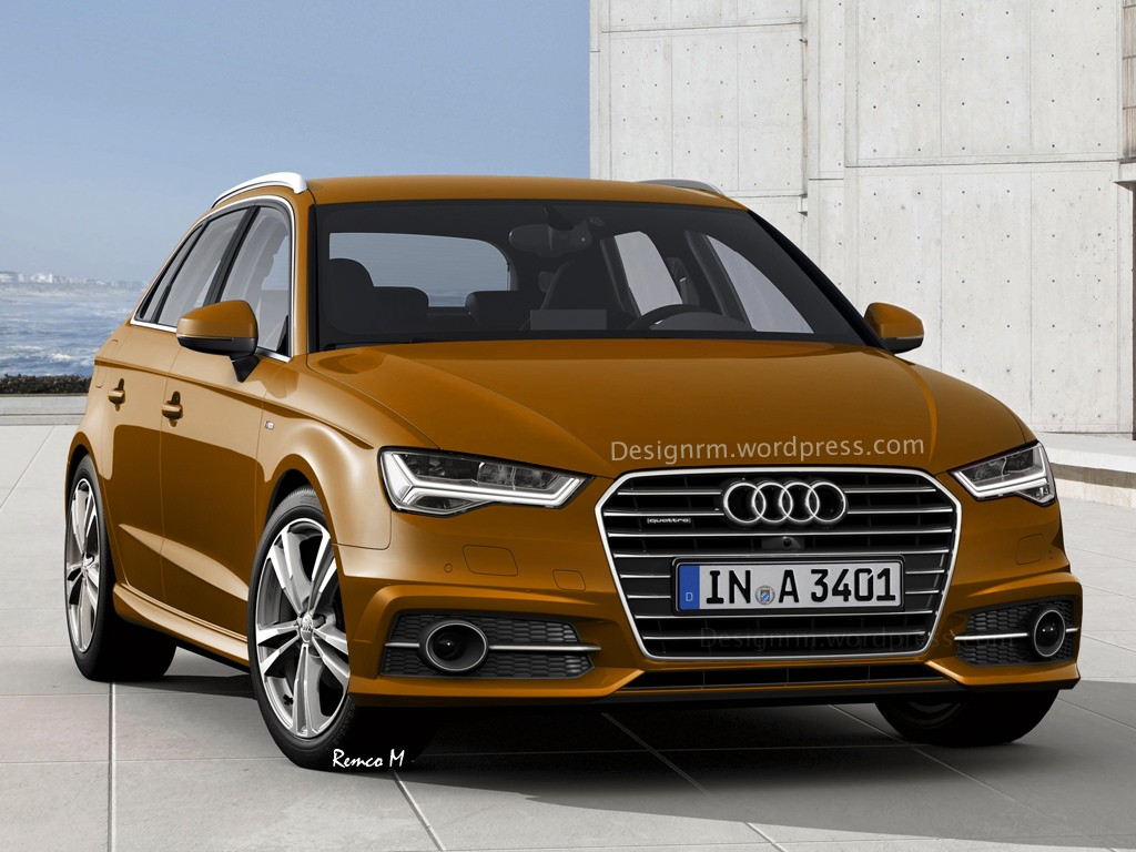 2016 Audi A3 Facelift Rendered With New Matrix Led Headlights 95153 on how to build an electric car guide