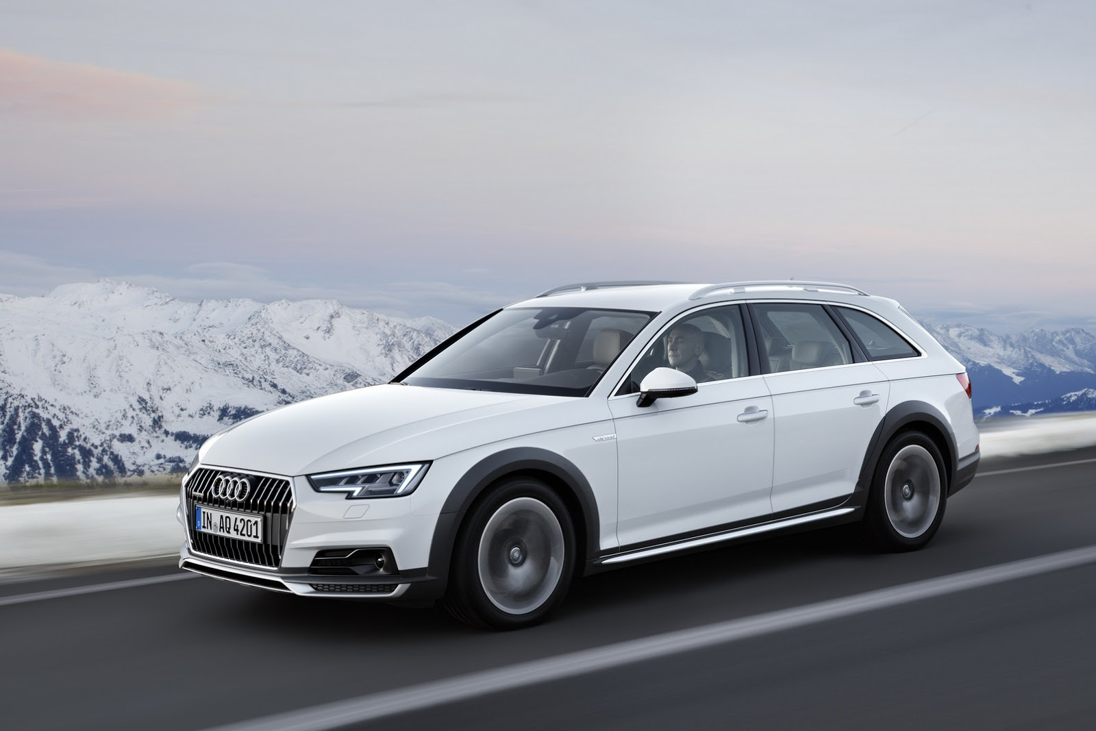 The 2016 audi a4 allroad is coming to the uk in june b9 audi a4 forum