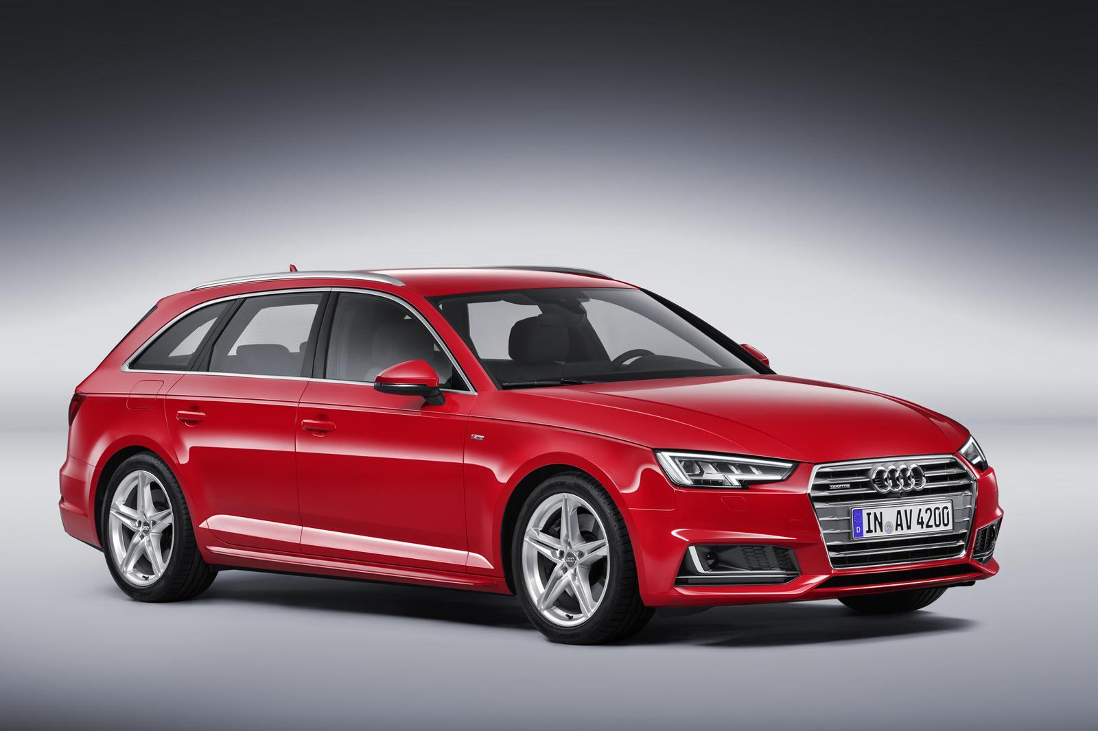 Audi a4 avant 2016 weight 11