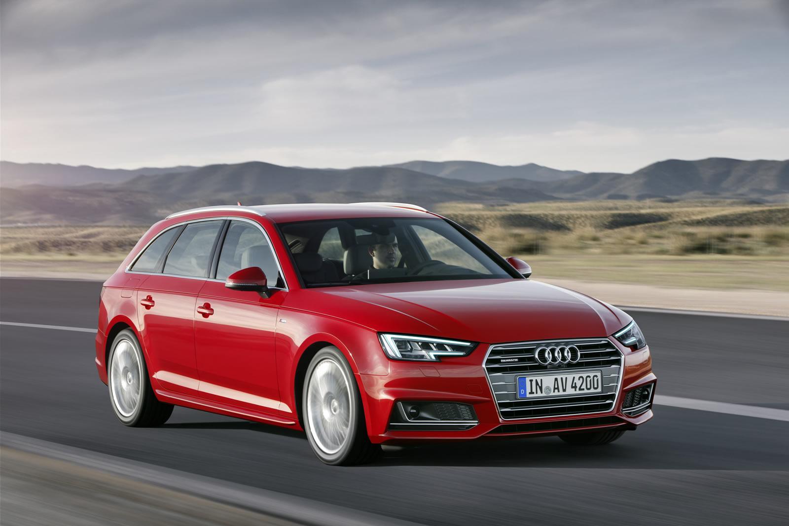 2016 Audi A4 Avant B9 Photos Videos And Details