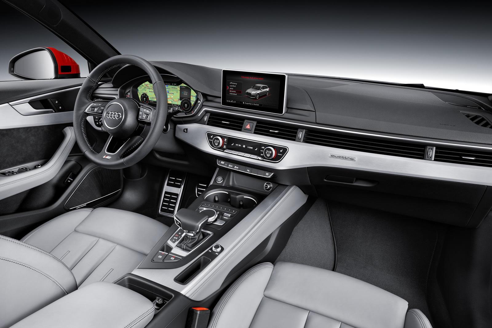 2016 Audi A4 Avant (B9) Photos, Videos and Details Revealed ...