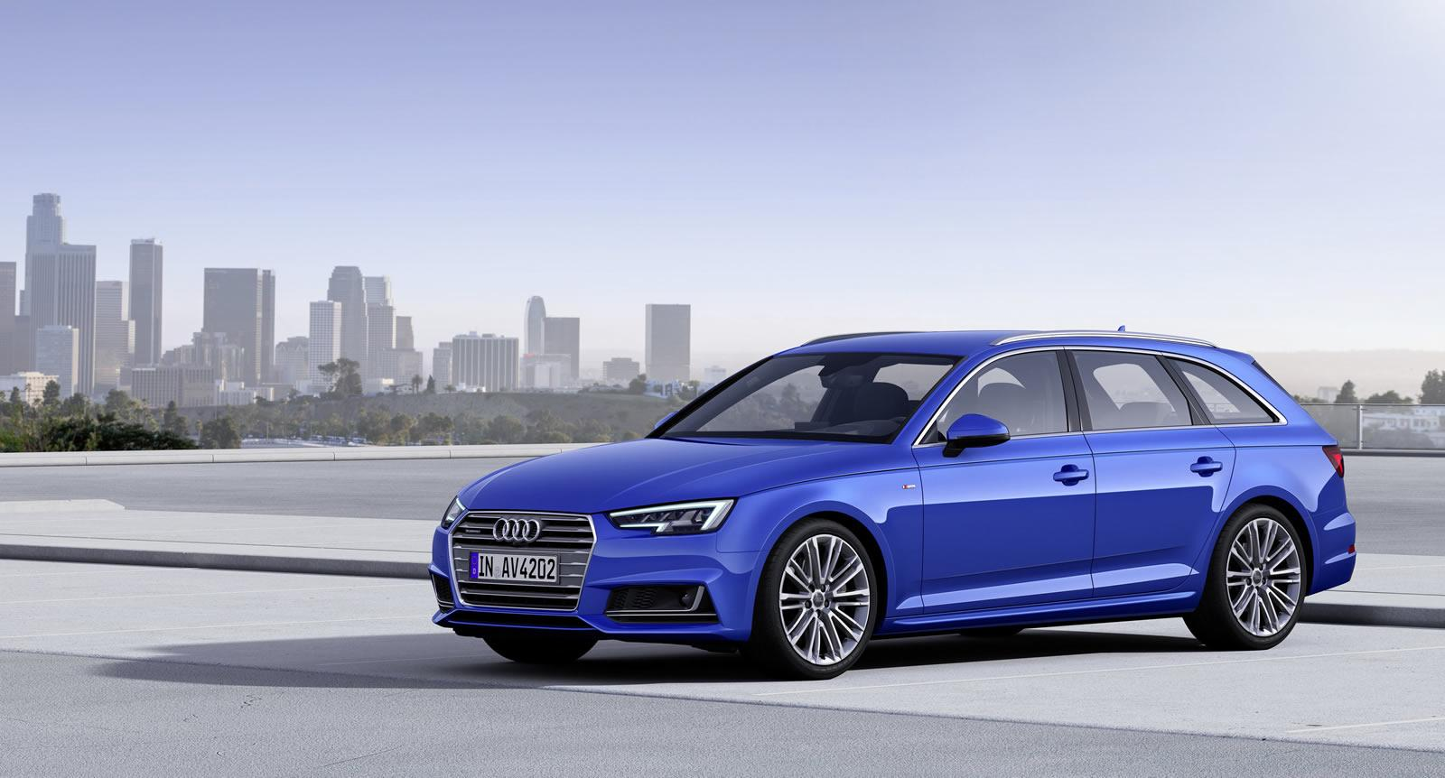 2016 Audi A4 Avant B9 Photos Videos And Details