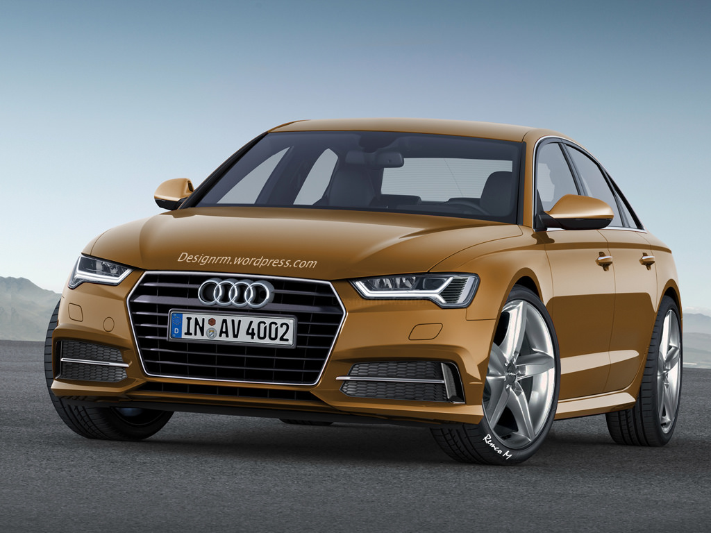 2016 Audi A4 (B9) Rendered: What If Audi Design Would Remain Unchanged? - autoevolution