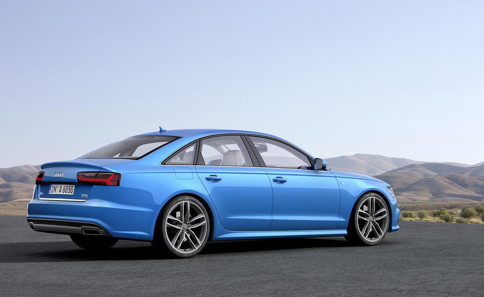 Седан Audi A6 для США