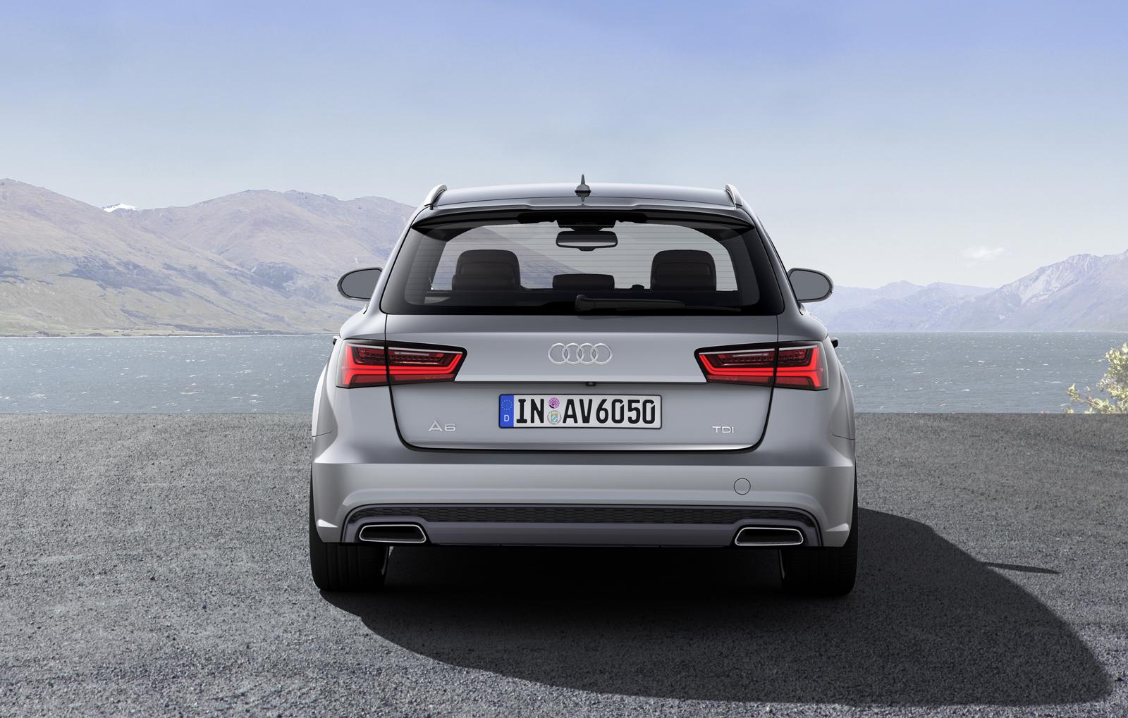 Фото | Универсал Audi A6 Avant 2016