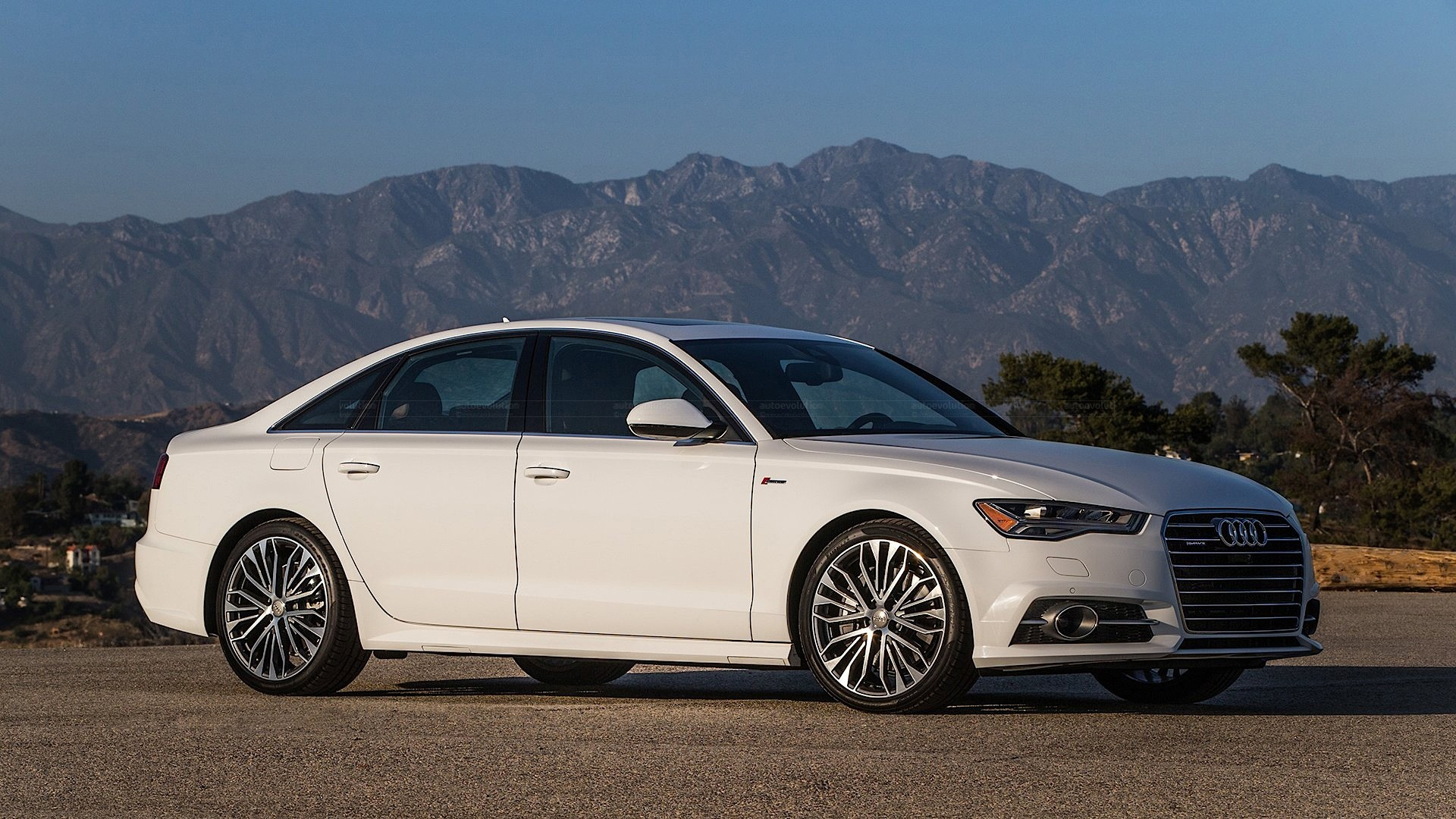 2016 Audi A6 And A7 Tfsi Quattro Models Look Handsome In