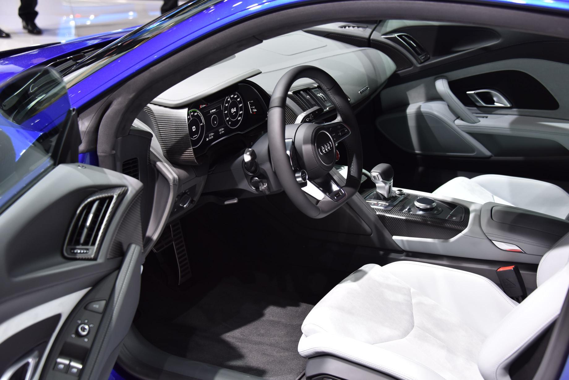 Matte Black Audi >> 2016 Audi R8 e-tron Weighs a Hefty 1,840 kg, Same as Lexus RC F - autoevolution