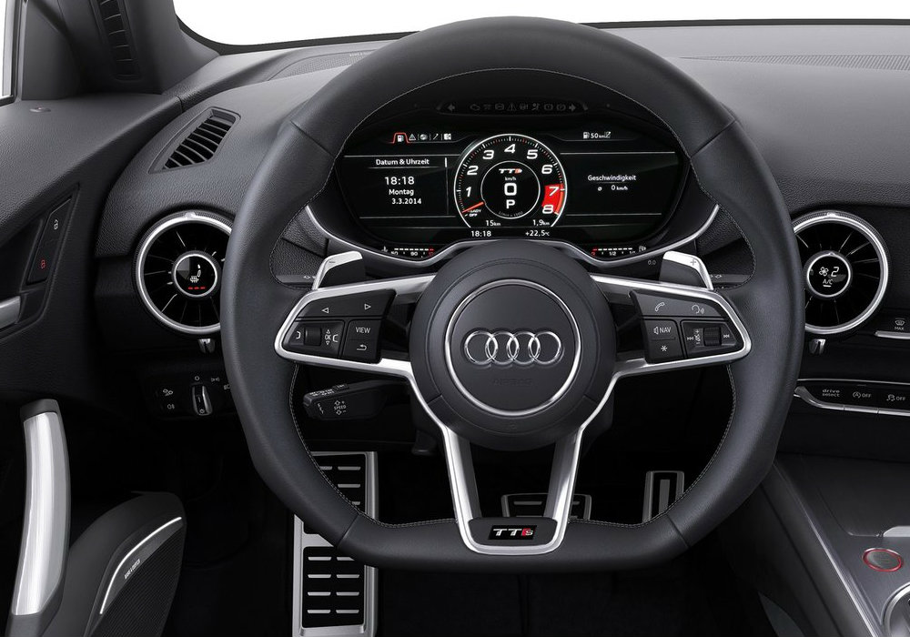 2016 Audi R8 Interior Revealed In Latest Spyshots