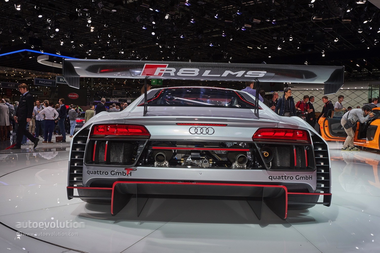 2016 audi r8 lms races into gt3 with stiffer chassis and extra