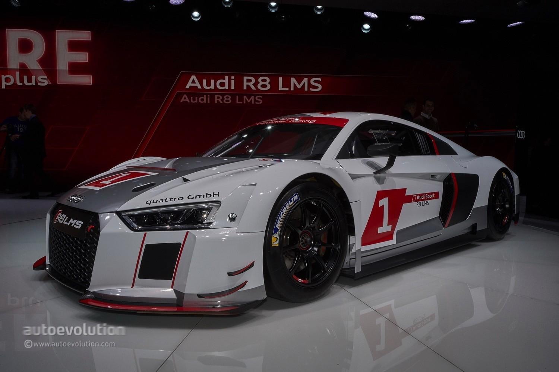 ... 2016 Audi R8 LMS ...