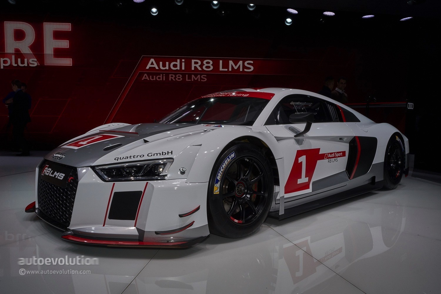 Audi Rs3 Lms >> 2016 Audi R8 LMS Races into GT3 with Stiffer Chassis and ...