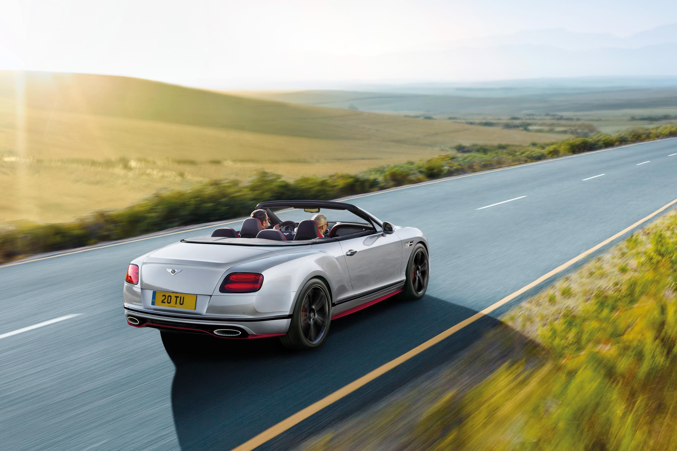 2016 Bentley Continenal GT Speed Black Edition Has 633 HP of Twin ...