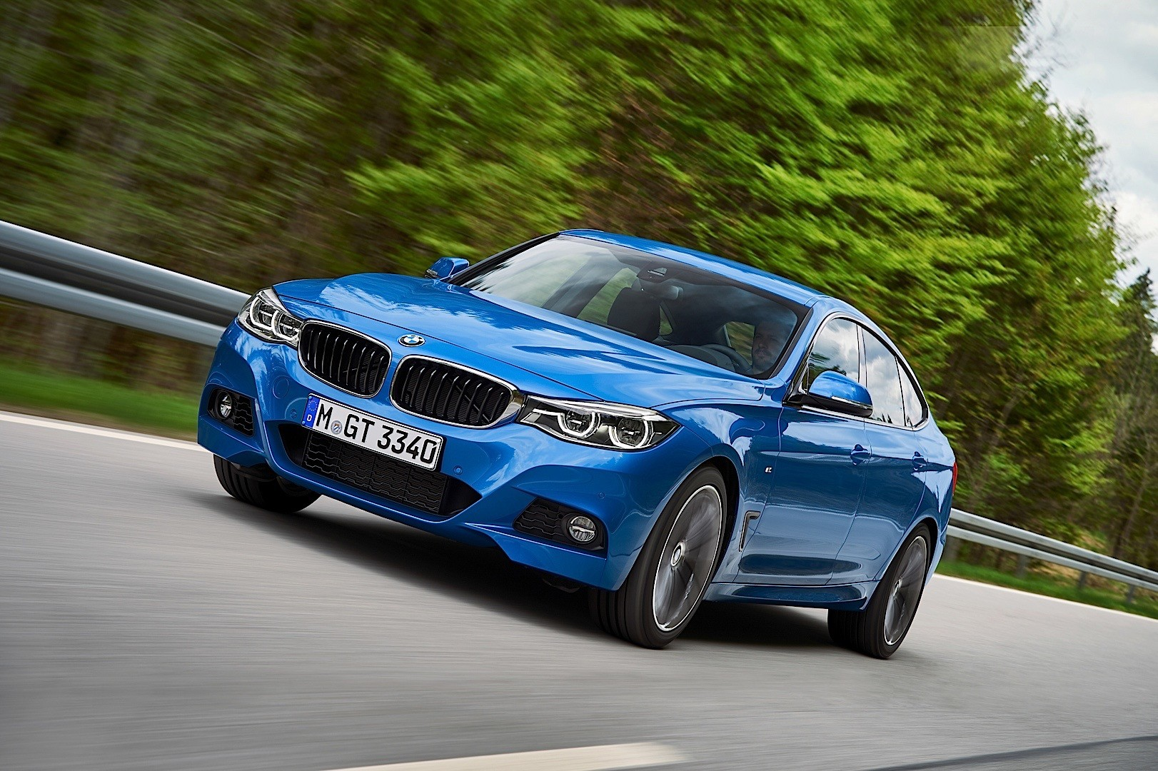 2016 Bmw 3 Series Gran Turismo Facelift Is All Things To All Families Autoevolution